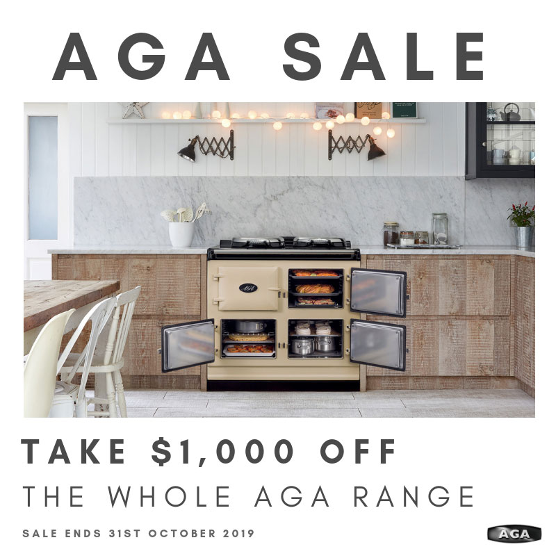 $1,000 off the entire AGA Range