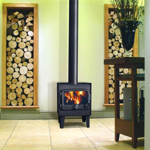nectre combustion fireplace