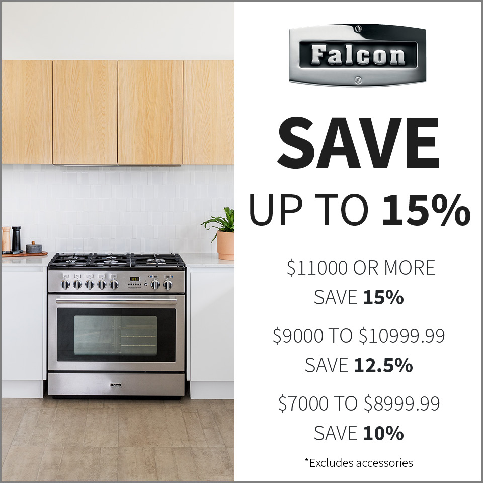 Falcon Ovens Sale - Save up to 15%