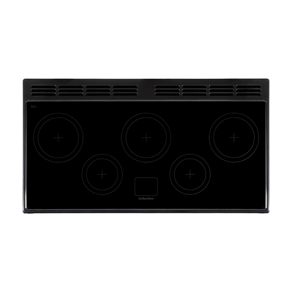 Falcon Professional+ 110cm Induction Oven cooktop